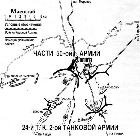 Карта обороны
