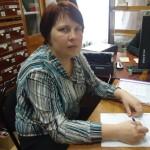 Заведующая ОКиО Наталья Васильевна Баранова