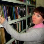 Библиотекарь ГБФ №1 Татьяна Николаевна Попова