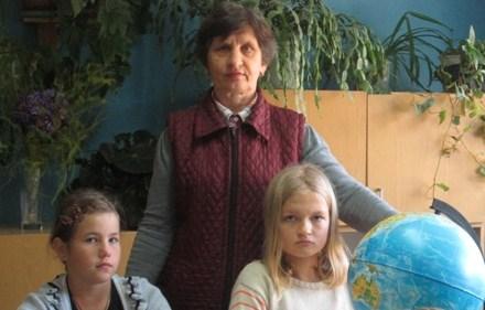 Библиотекарь Галина Владимировна Сытникова