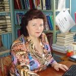 Главный библиотекарь ЦСЗИ Наумова Татьяна Сергеевна