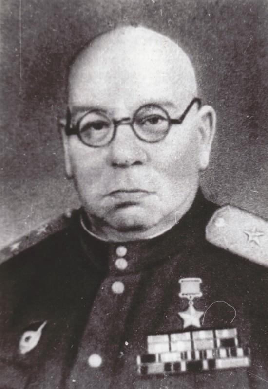 Терешков