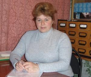 Библиотекарь Кузьмина Наталья Александровна