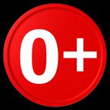 Ограничение по возрасту 0+