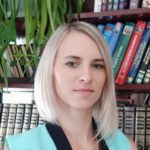 Безрукова Ольга Андреевна, библиотекарь МЦБ