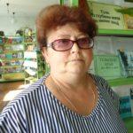 Дрожжина Елена Николаевна, библиотекарь Урусовского СБФ