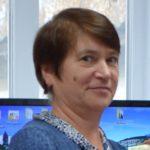 Библиотекарь Кукуйского СБФ Плаксина Татьяна Евгеньевна
